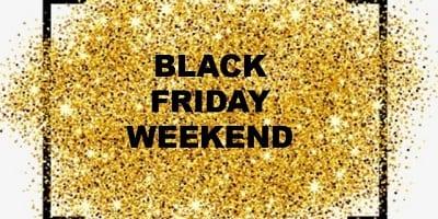 Black Friday Weekend De Fred