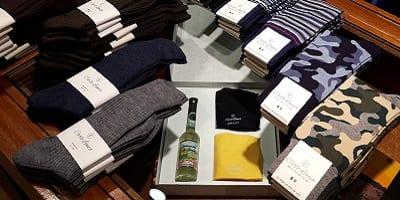 mannenmode sokken